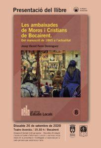 Les ambaixades de Moros i Cristians de Bocairent